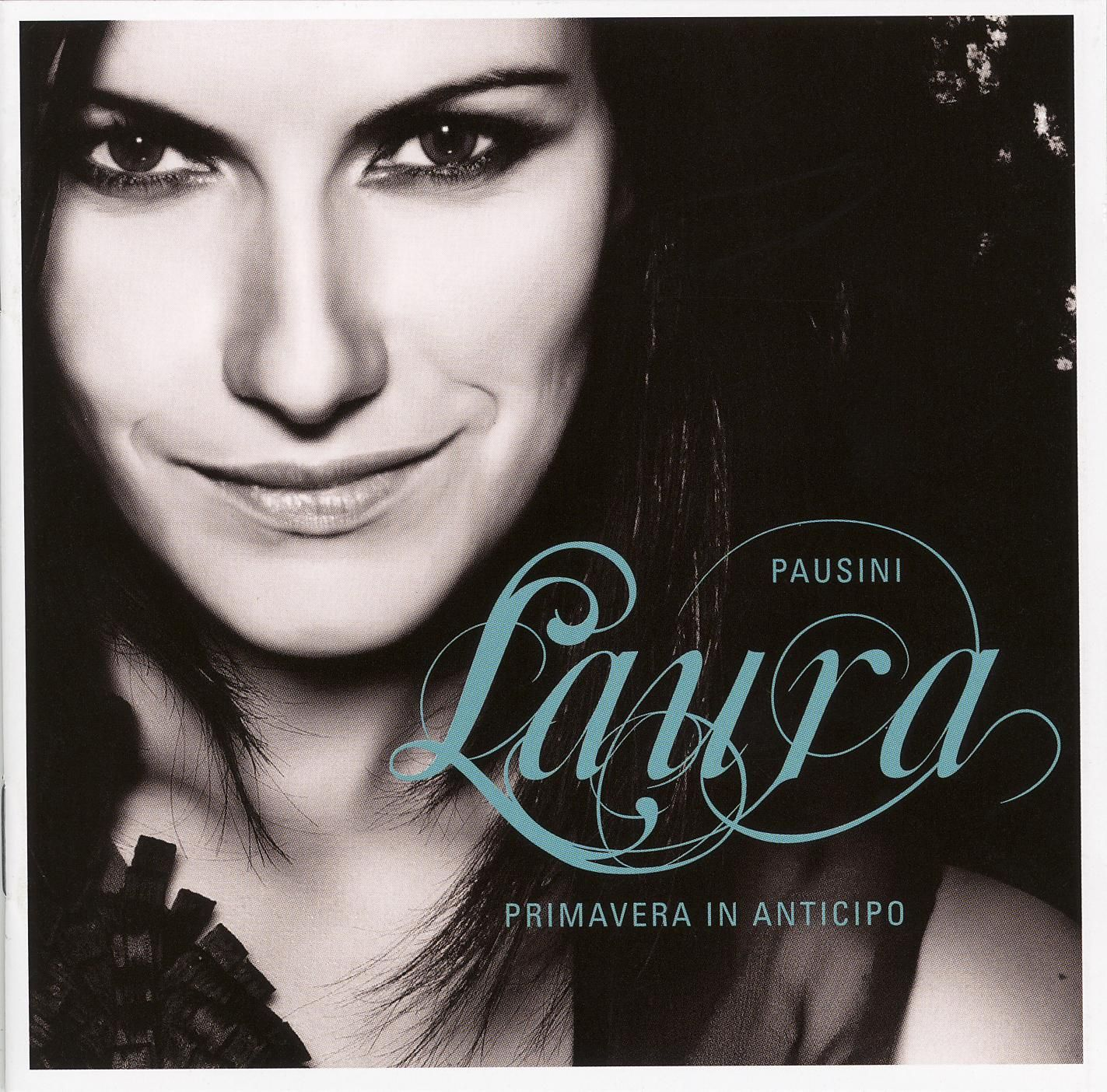 Laura Pausini - Primavera In Anticipo album cover