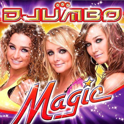 Djumbo - Magic album cover