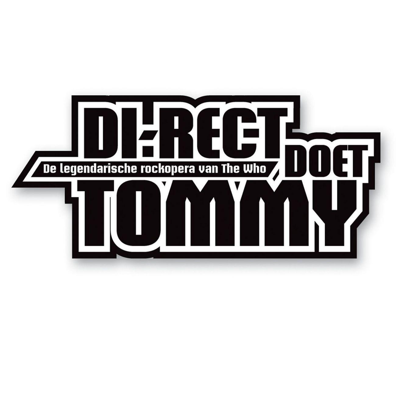Di-rect - Di-rect Doet Tommy album cover