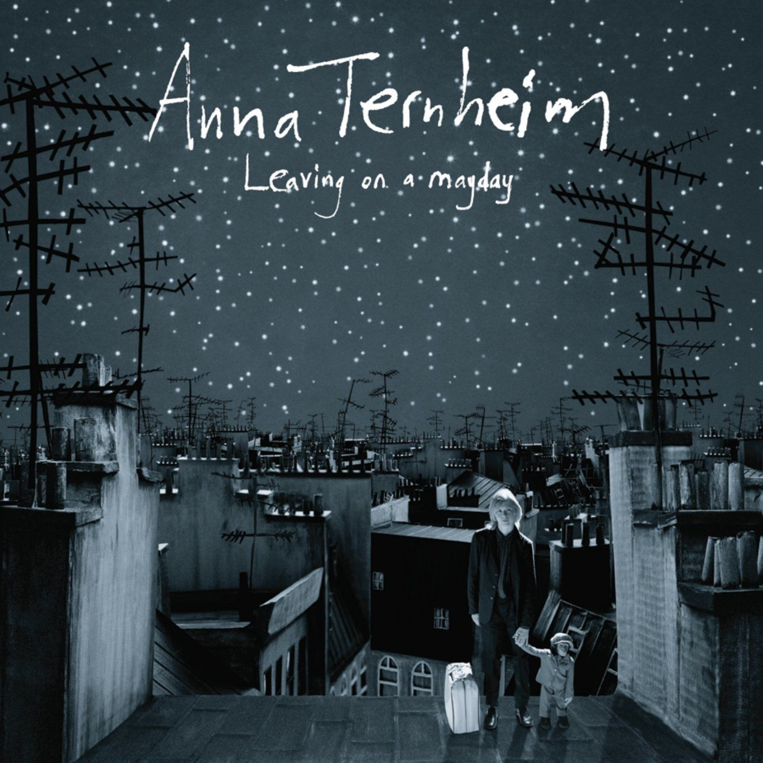 Anna Ternheim - Leaving On A Mayday album cover
