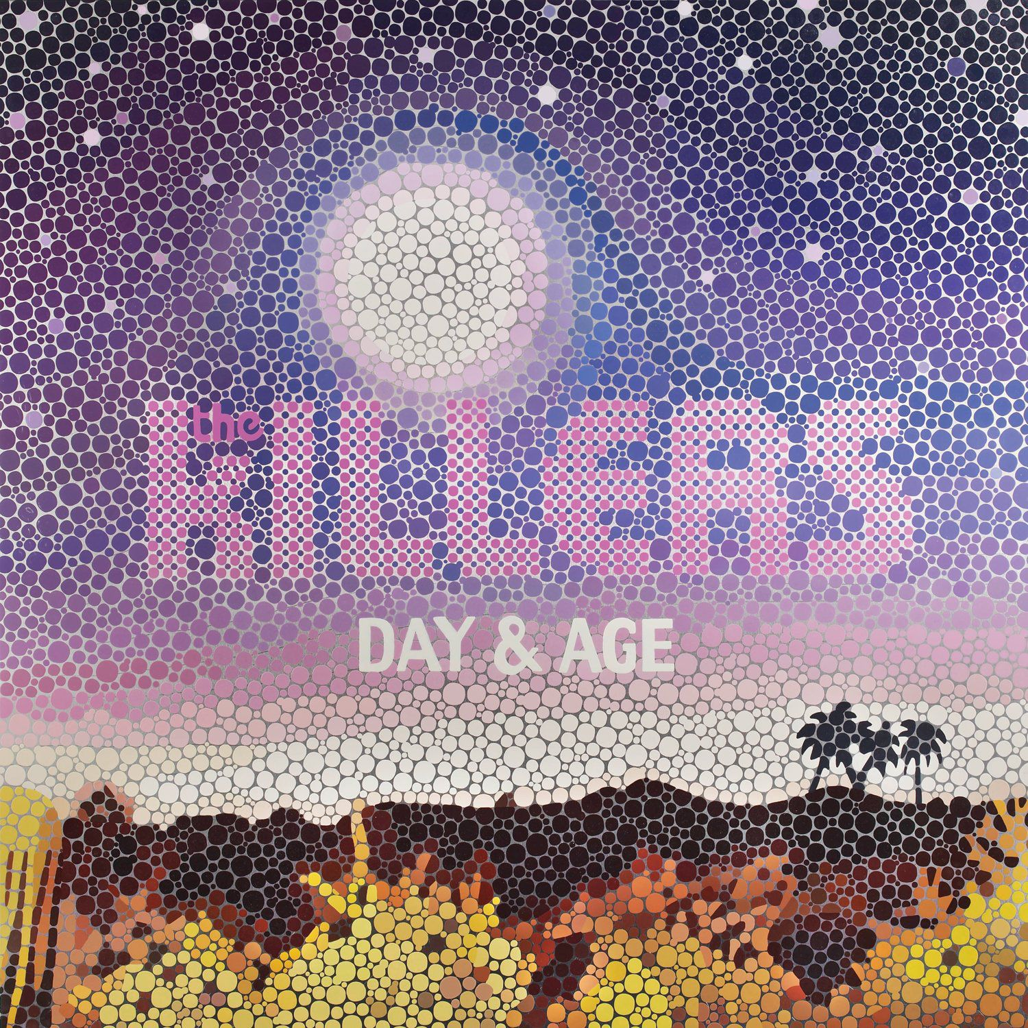 The Killers - Day & Age album cover
