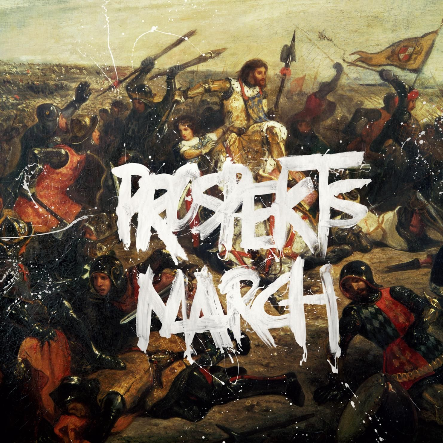 Coldplay - Prospekt's March (ep) album cover