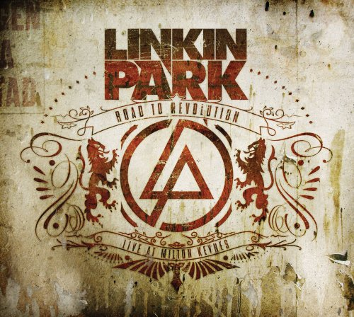 Linkin Park - Road To Revolution: Live At Milton Keynes album cover