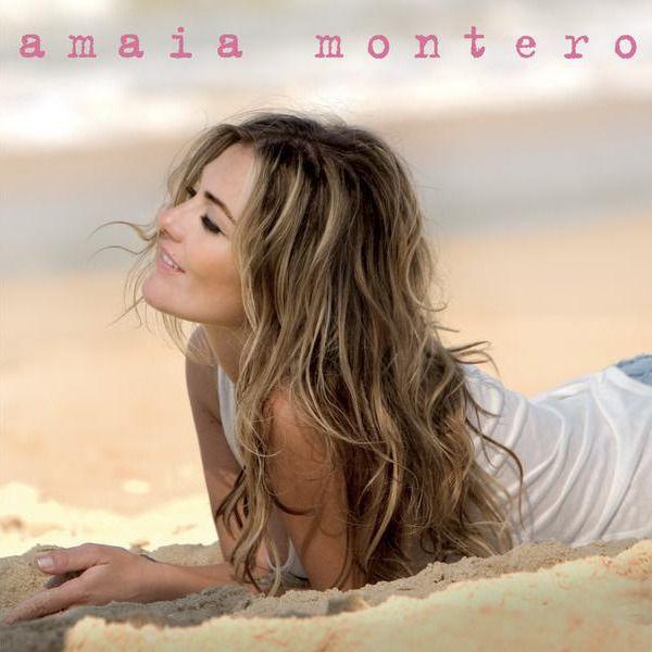 Amaia Montero - Amaia Montero album cover