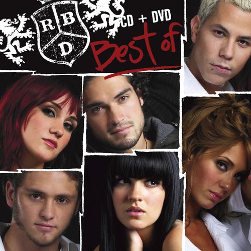 RBD - Best Of album cover