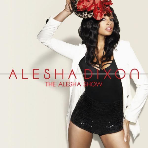 Alesha Dixon - The Alesha Show album cover
