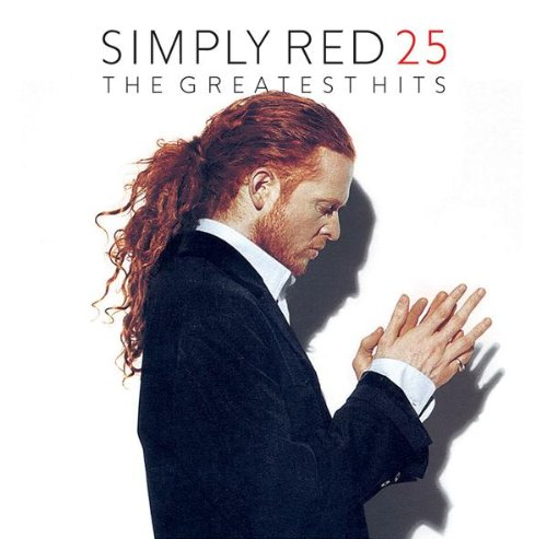 Simply Red - 25: Greatest Hits album cover