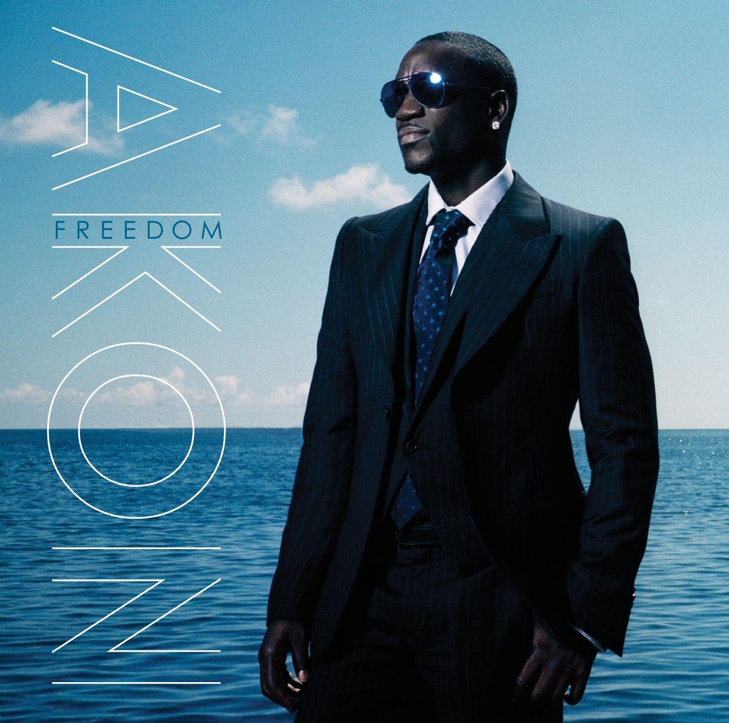 Akon - Freedom album cover