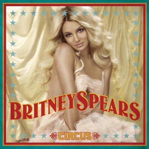 Britney Spears - Circus (Deluxe Version) album cover