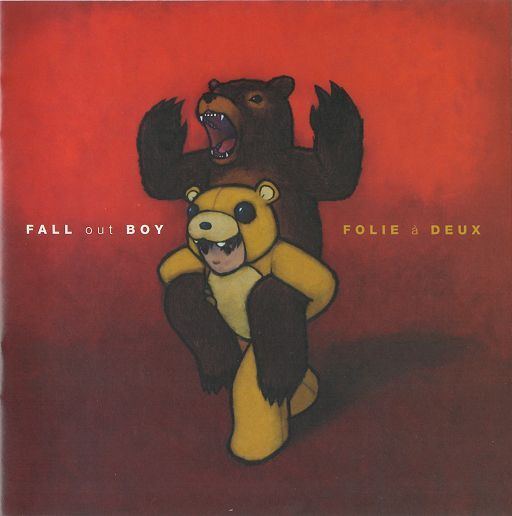 Fall Out Boy - Folie A Deux album cover