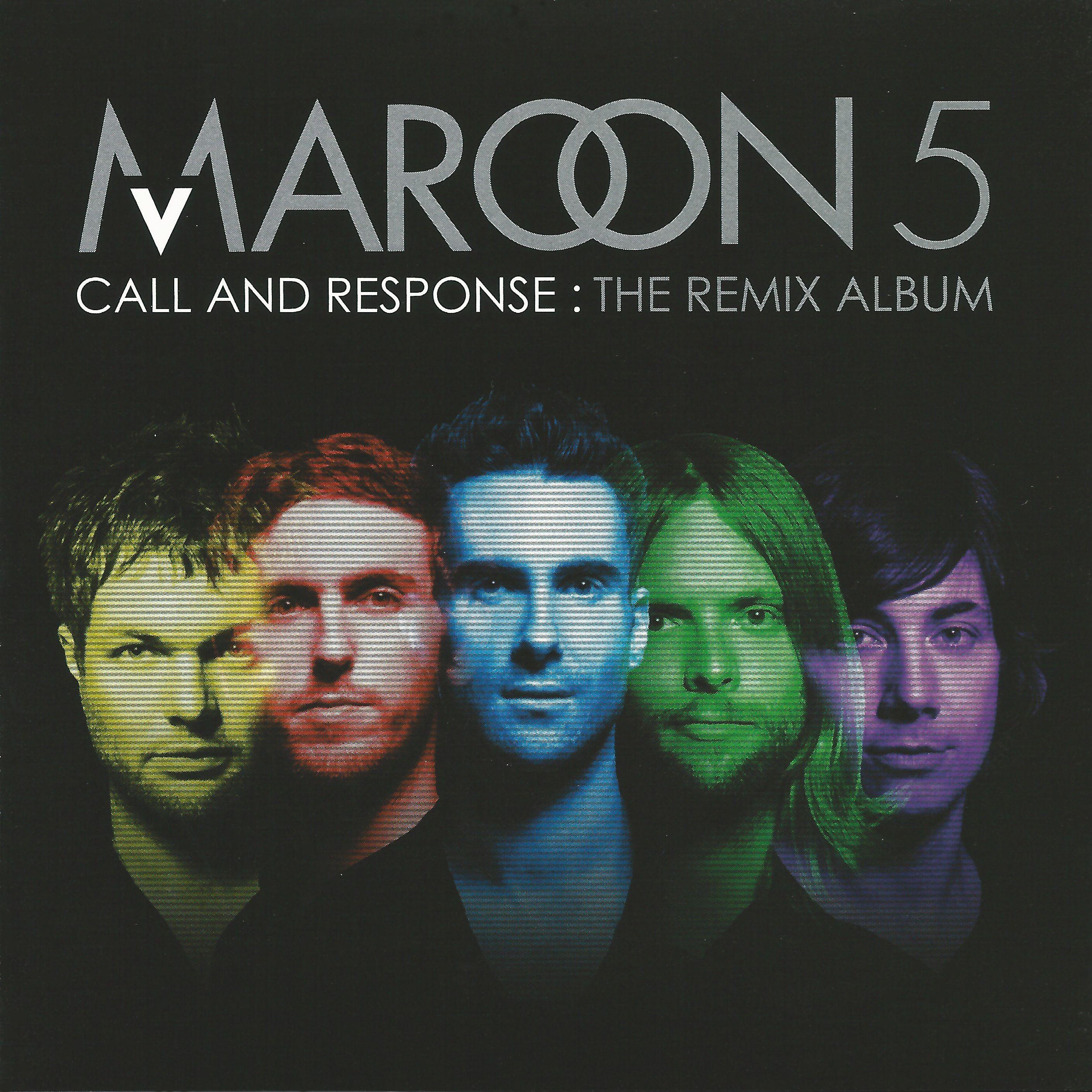 Maroon 5 - Call And Response: The Remix Album album cover