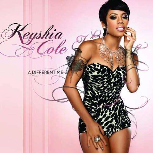 Keyshia Cole - A Different Me album cover