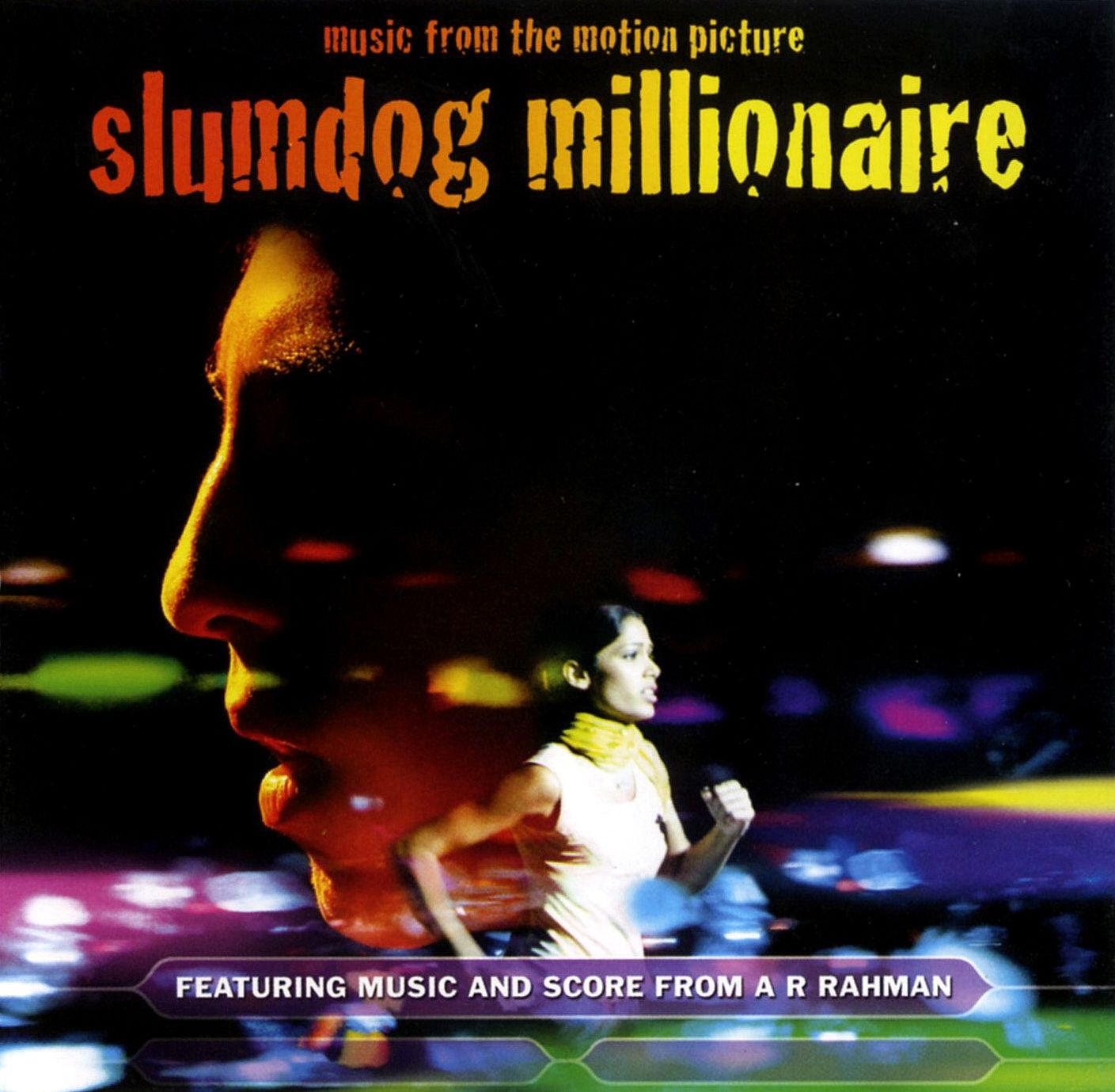 Soundtrack - Slumdog Millionaire album cover