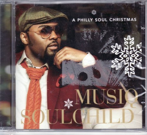 Musiq - A Philly Soul Christmas (ep) album cover