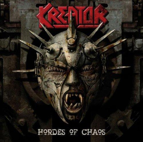 Kreator - Hordes Of Chaos album cover