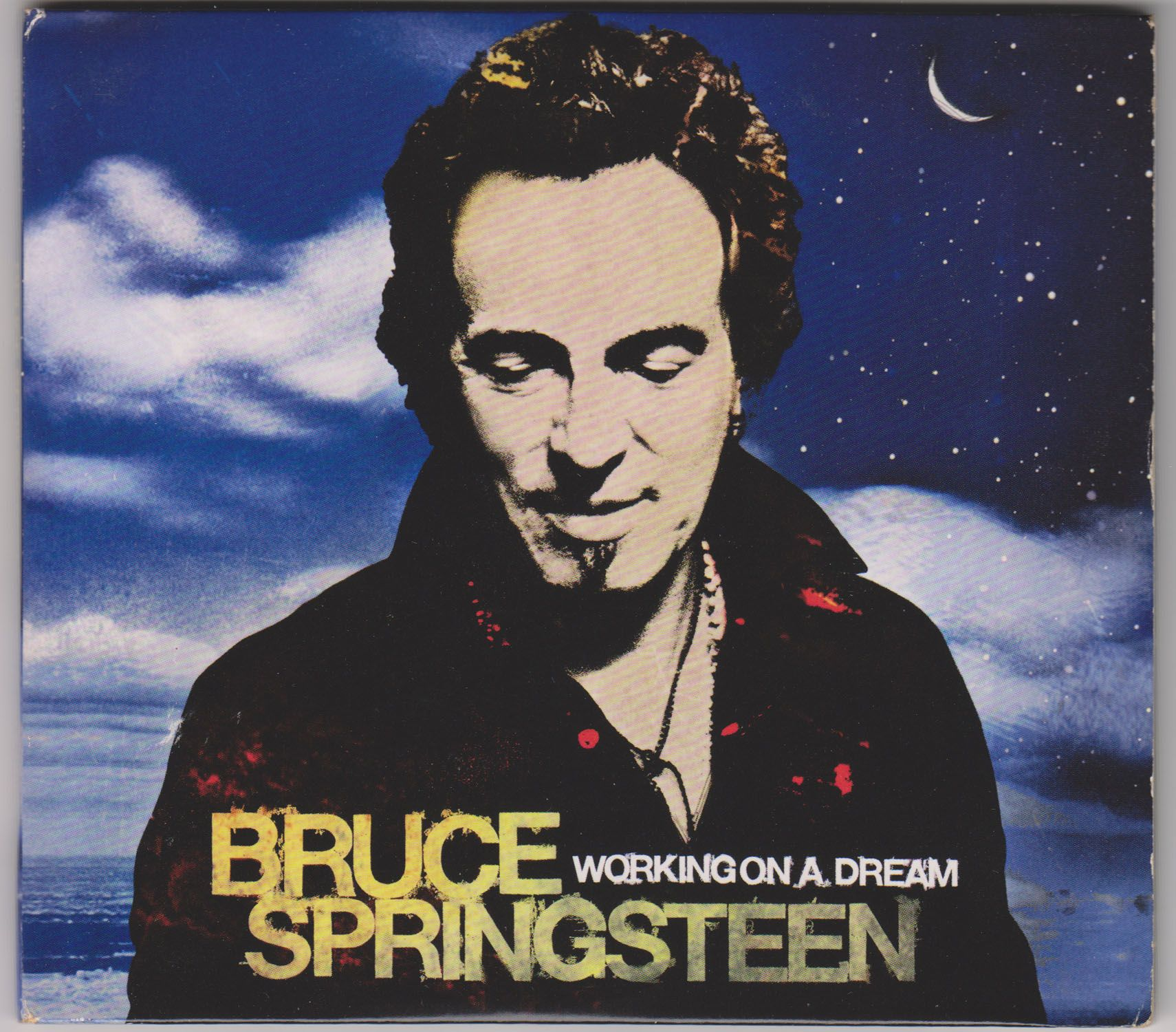 Bruce Springsteen - Working On A Dream album cover