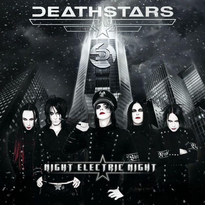 Deathstars - Night Electric Night album cover