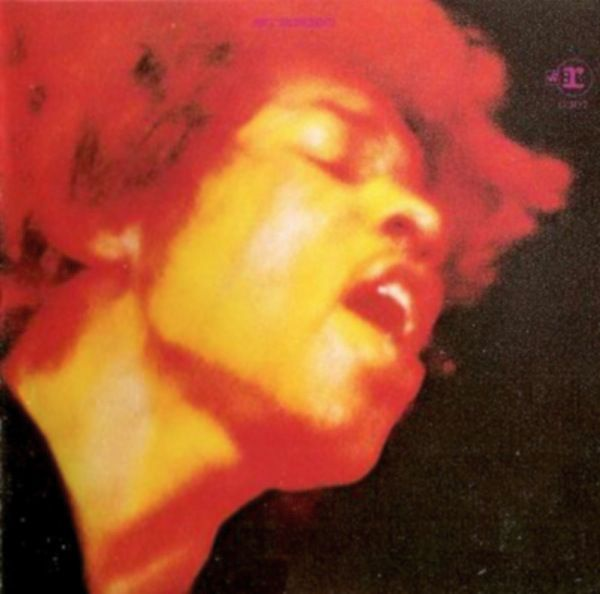 Jimi Hendrix Experience - Electric Ladyland album cover