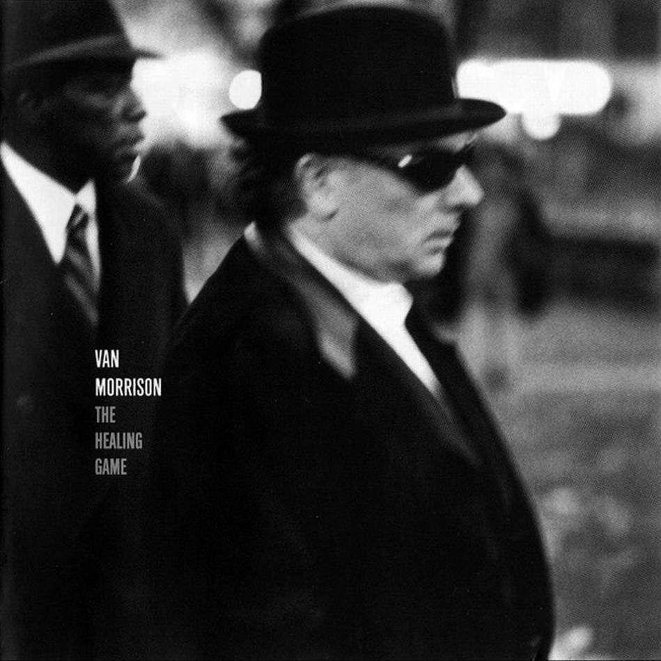 Van Morrison - The Healing Game album cover