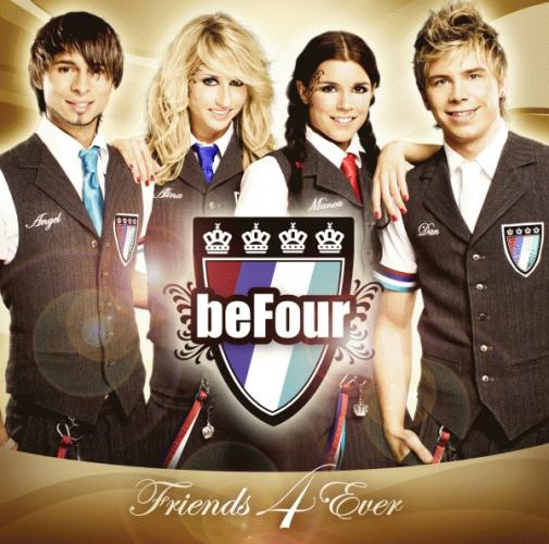 Befour - Friends 4 Ever album cover