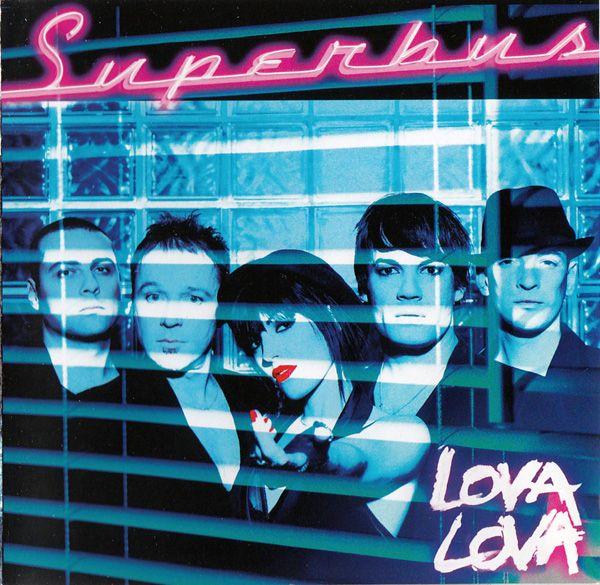 Superbus - Lova Lova album cover
