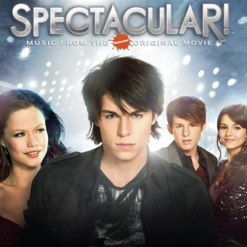 Soundtrack - Spectacular! album cover