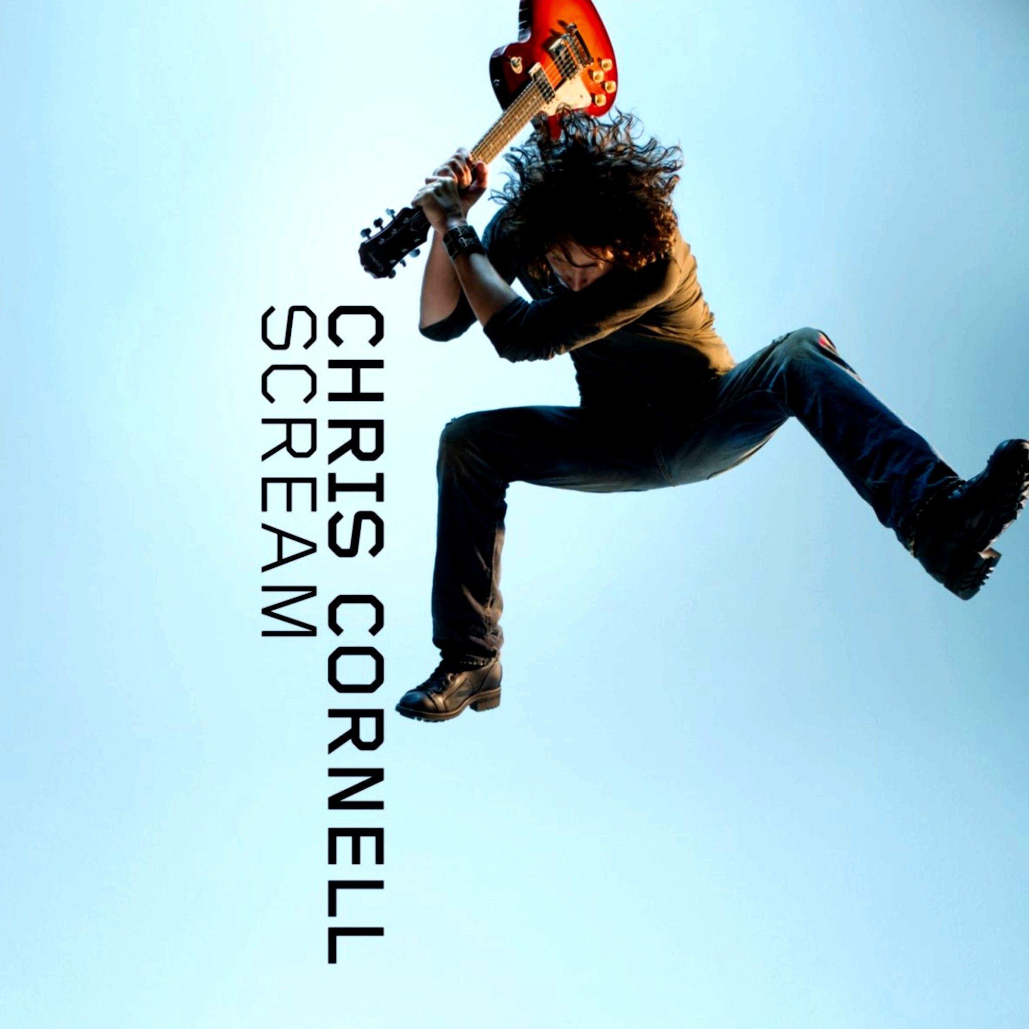 Chris Cornell - Scream album cover