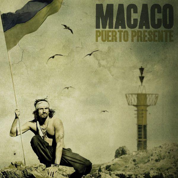 Macaco - Puerto Presente album cover