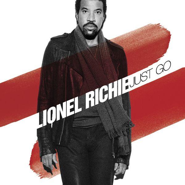 Lionel Richie - Just Go album cover