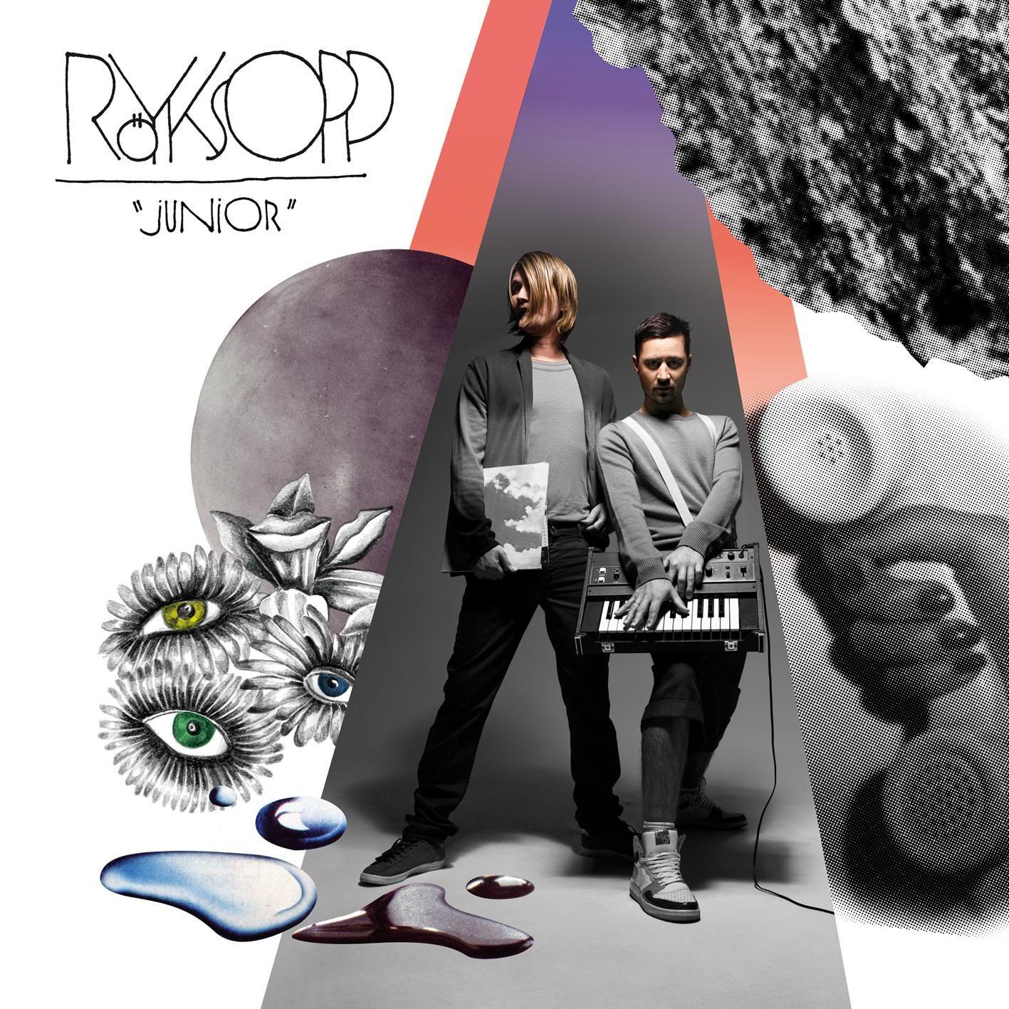 Röyksopp - Junior album cover