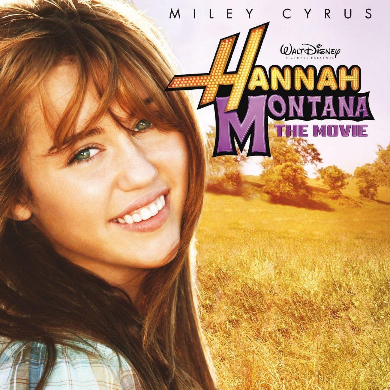 Hannah Montana - Hannah Montana: The Movie album cover