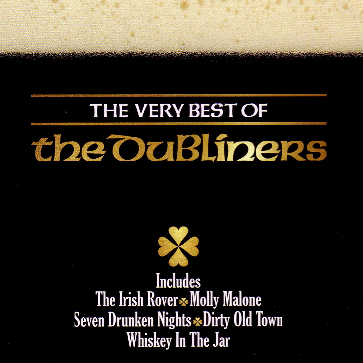 The Dubliners - The Very Best Of album cover