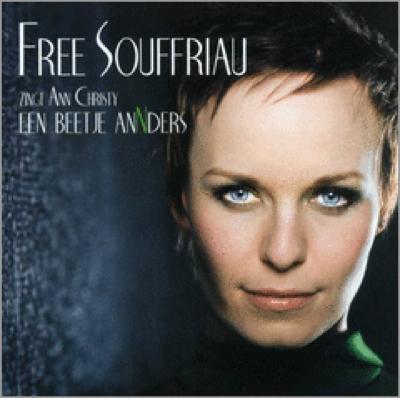 Free Souffriau - Zingt Ann Christy - Een Beetje Annders album cover