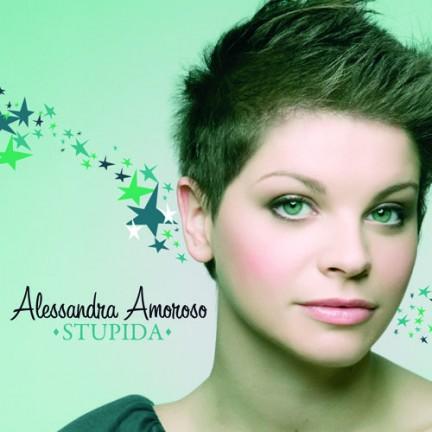 Alessandra Amoroso - Stupida album cover