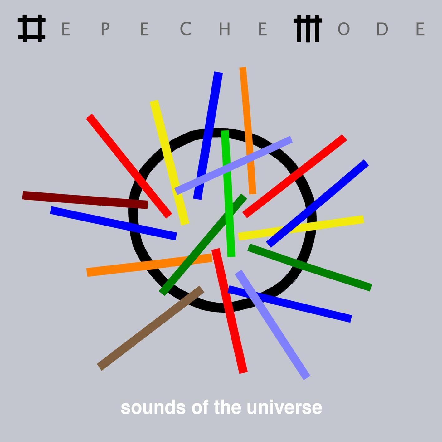 Depeche Mode - Sounds Of The Universe album cover