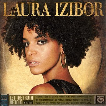 Laura Izibor - Let The Truth Be Told album cover