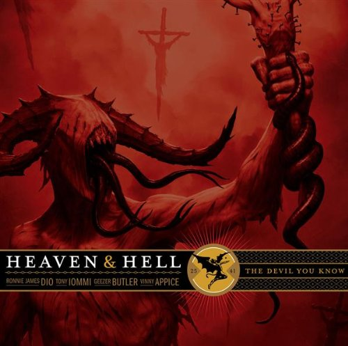 Heaven and Hell - The Devil You Know album cover