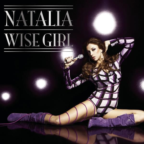 Natalia - Wise Girl album cover