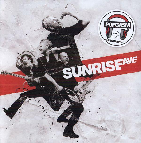 Sunrise Avenue - Popgasm album cover