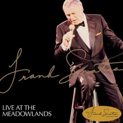 Frank Sinatra - Live At The Meadowlands album cover
