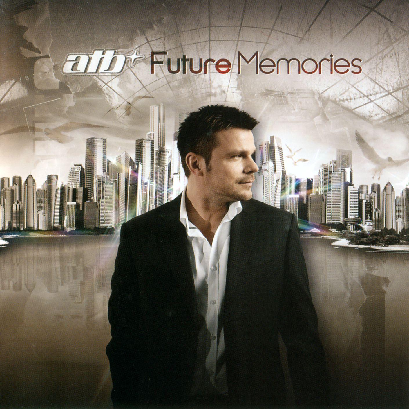 ATB - Future Memories album cover
