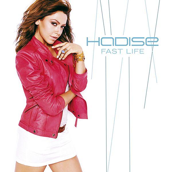 Hadise - Fast Life album cover