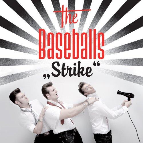 The Baseballs - Strike! album cover