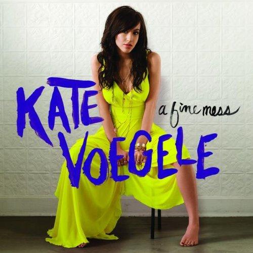 Kate Voegele - A Fine Mess album cover