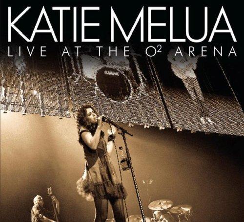 Katie Melua - Live At The O2 Arena album cover