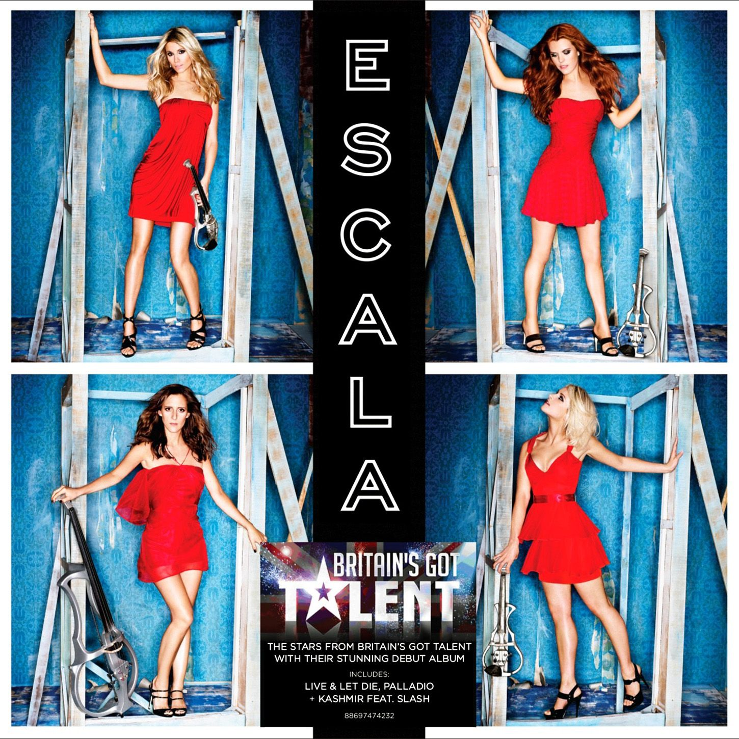 Escala - Escala album cover
