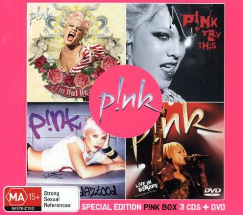 P!nk - Box Set album cover