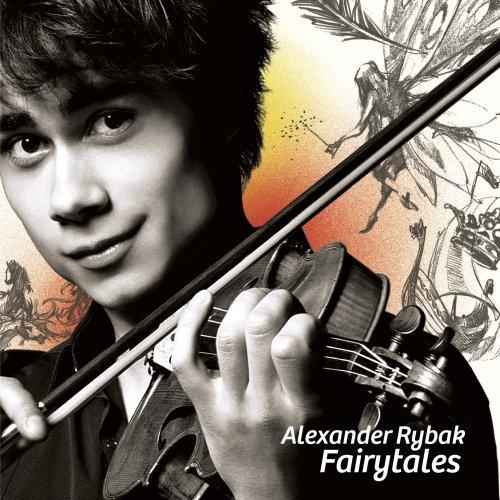 Alexander Rybak - Fairytales album cover