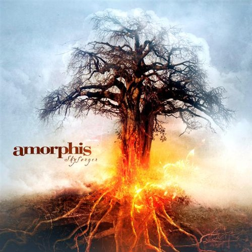 Amorphis - Skyforger album cover