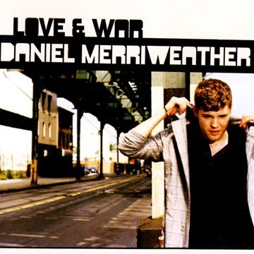 Daniel Merriweather - Love & War album cover